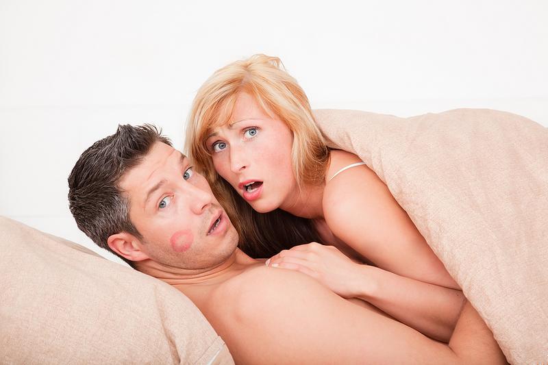 жена скрывает секс