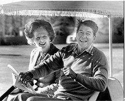 Margaret Thatcher S Eulogy For Ronald Reagan Realclearpolitics