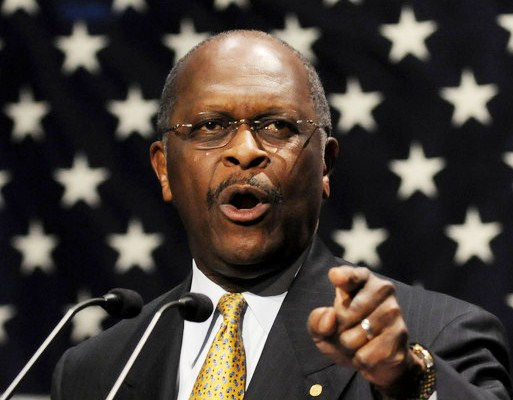 Herman Cain Speaks His Mind | RealClearPolitics